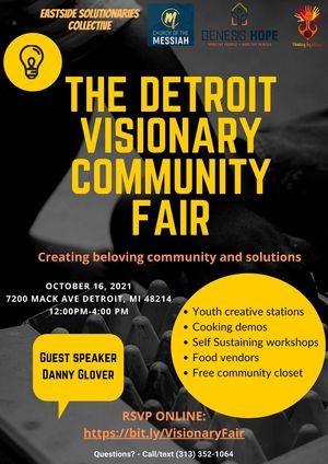 Community Fair Flyer (2)