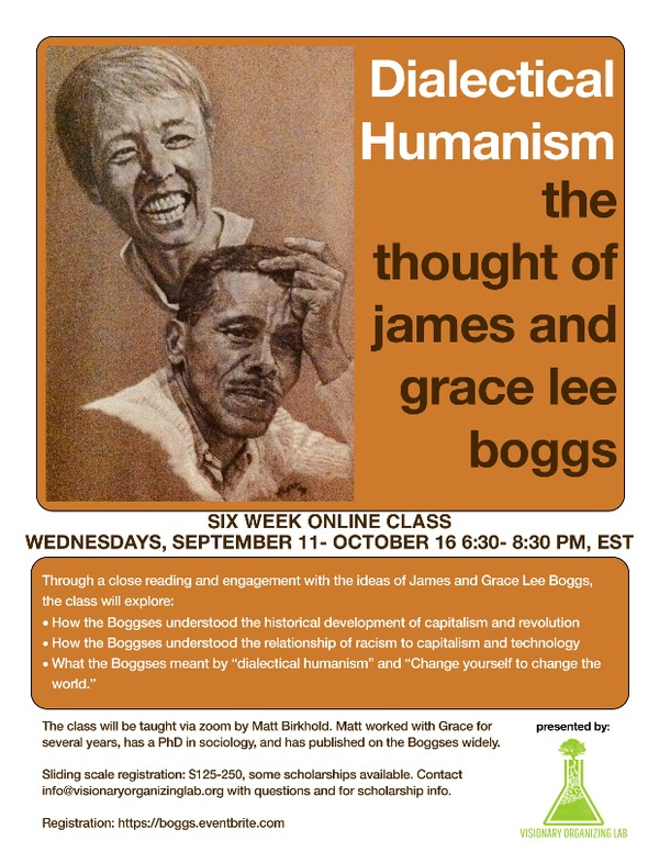 The Boggs Blog | a project of the James & Grace Lee Boggs
