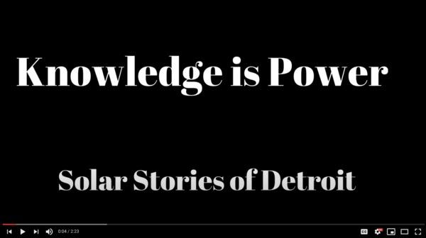 solar stories